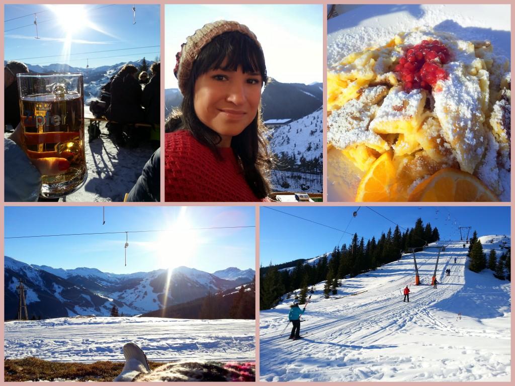 Heerlijk middagje boven op de berg