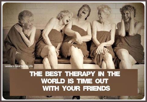 Echte vrienden zijn er altijd voor je