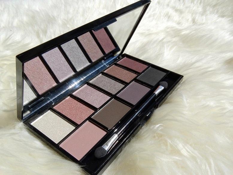 Mua Pretty Edgy palette