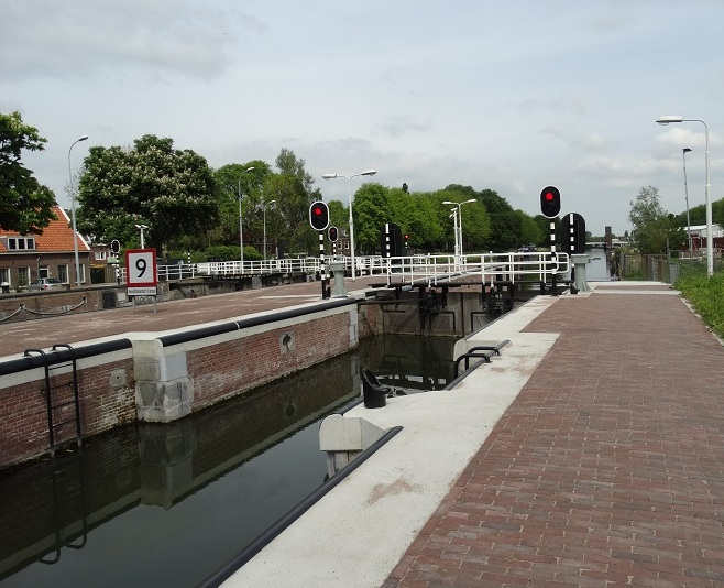 Sluis Amsterdam Plog