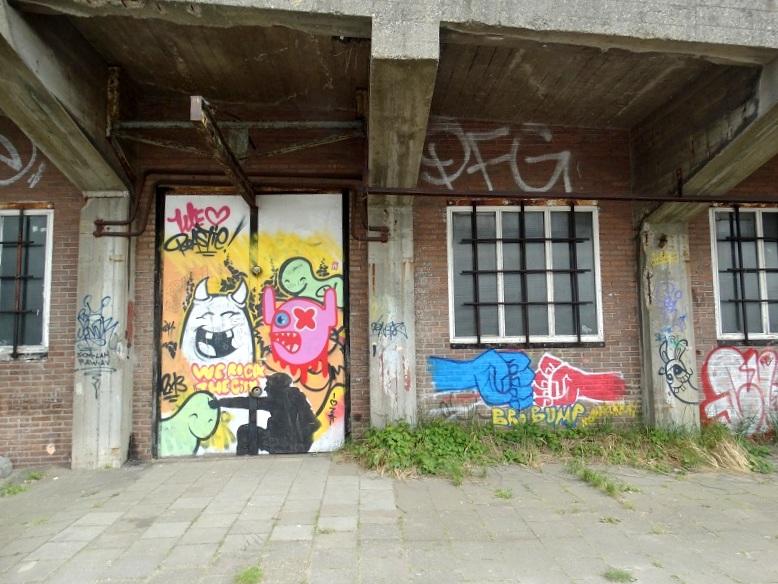 De 'hippiebuurt' van Amsterdam