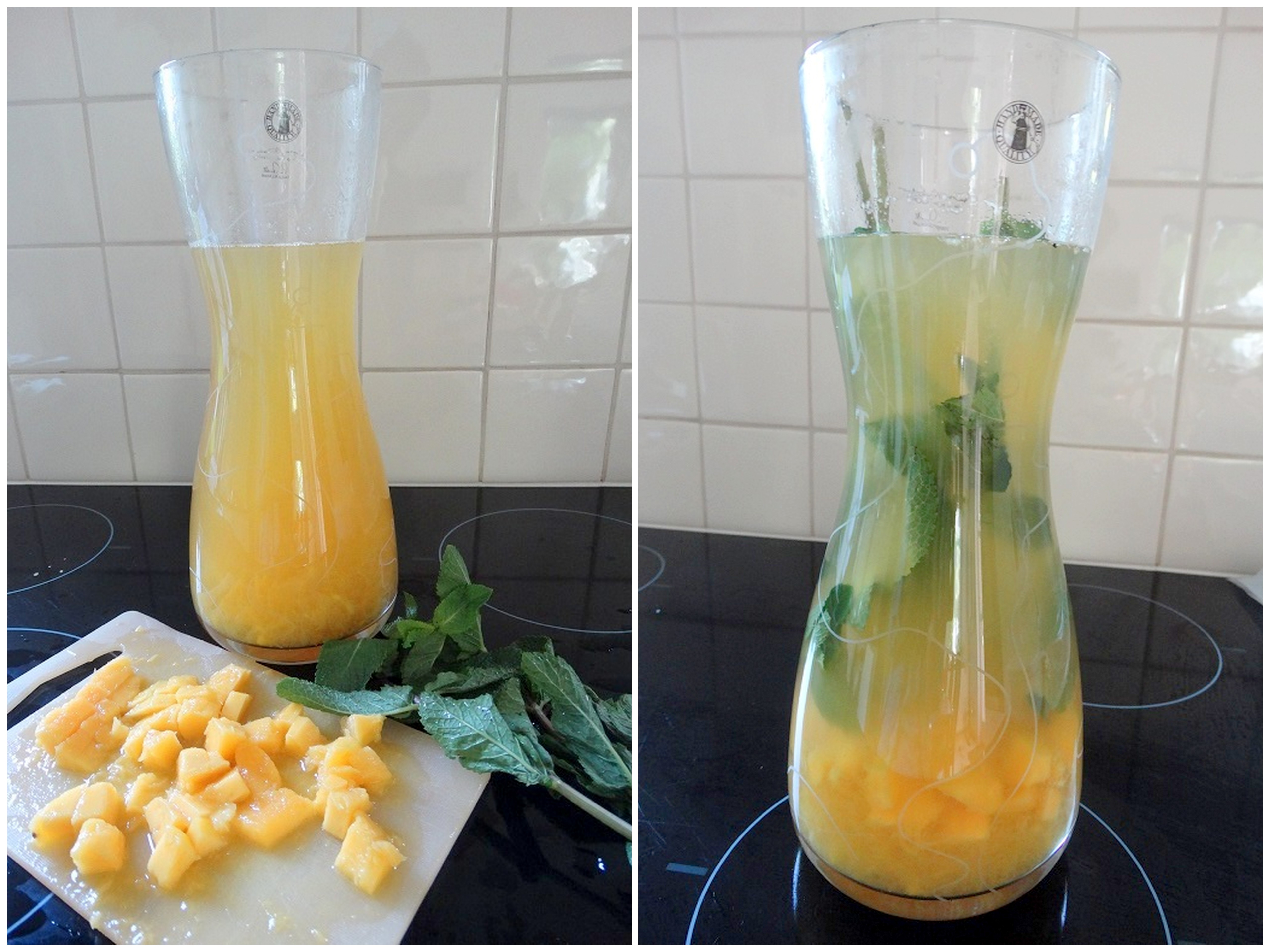 Homemade Iced Tea