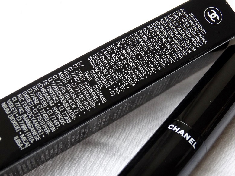 Le Volume Chanel  mascara review