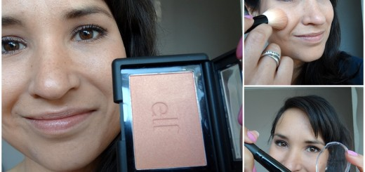 MUA look Tutorial Blush Elf