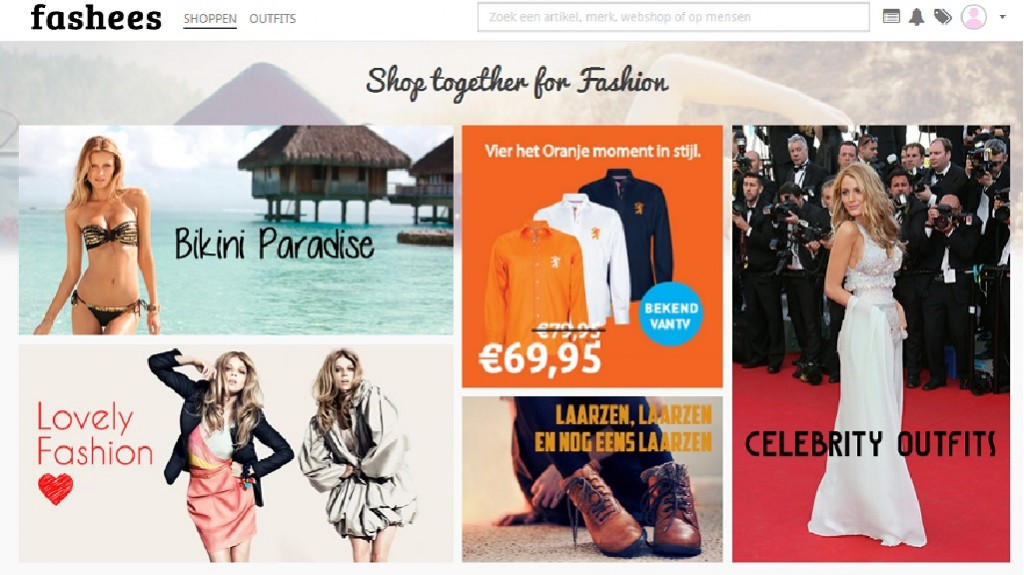 Fashees.nl fashion webshop