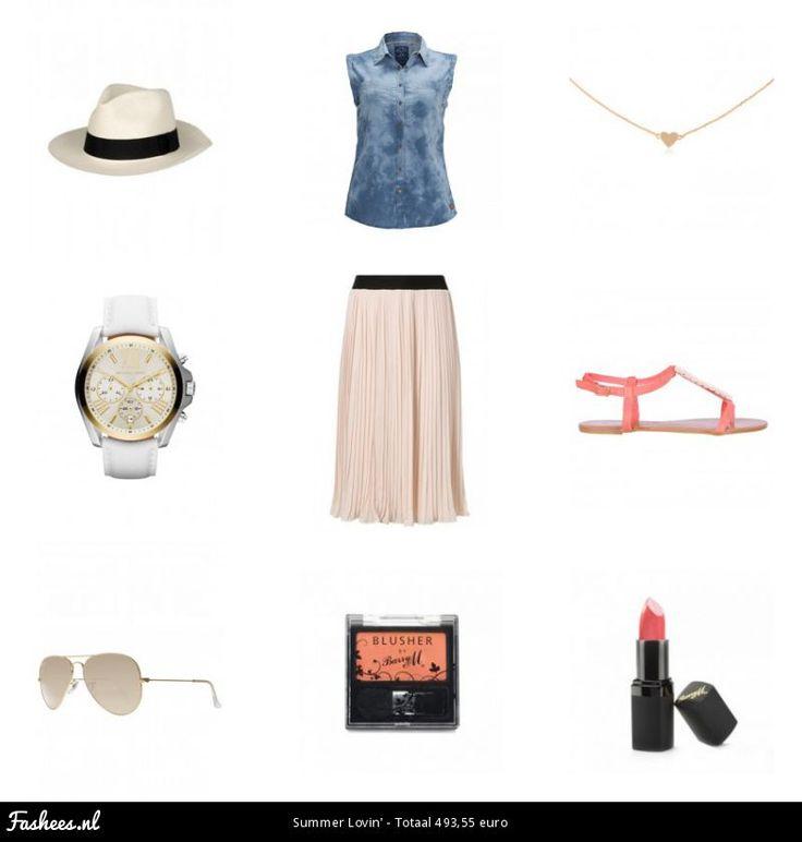 Fashion Fashees webshop zelf outfits samenstellen