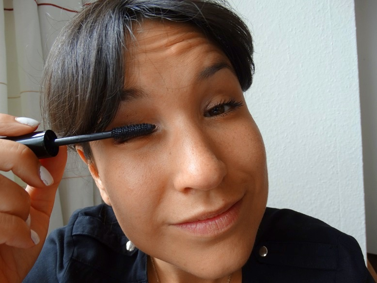 Mascara Chanel tutorial snelle zomer look