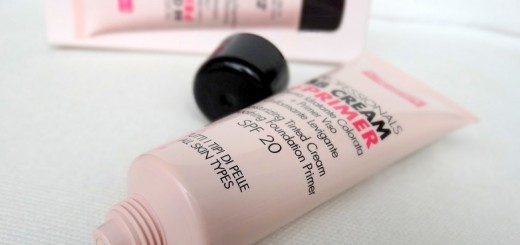 Review Pupa BB cream + Primer