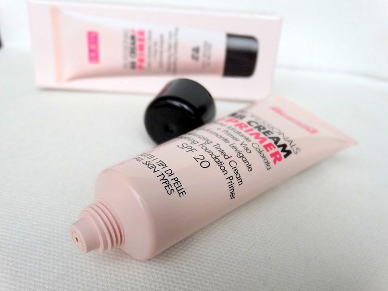 Review Pupa BB cream + Primer