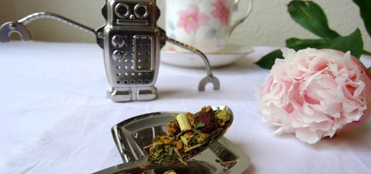 Thee Evans & Watson Relaxtastic tea review