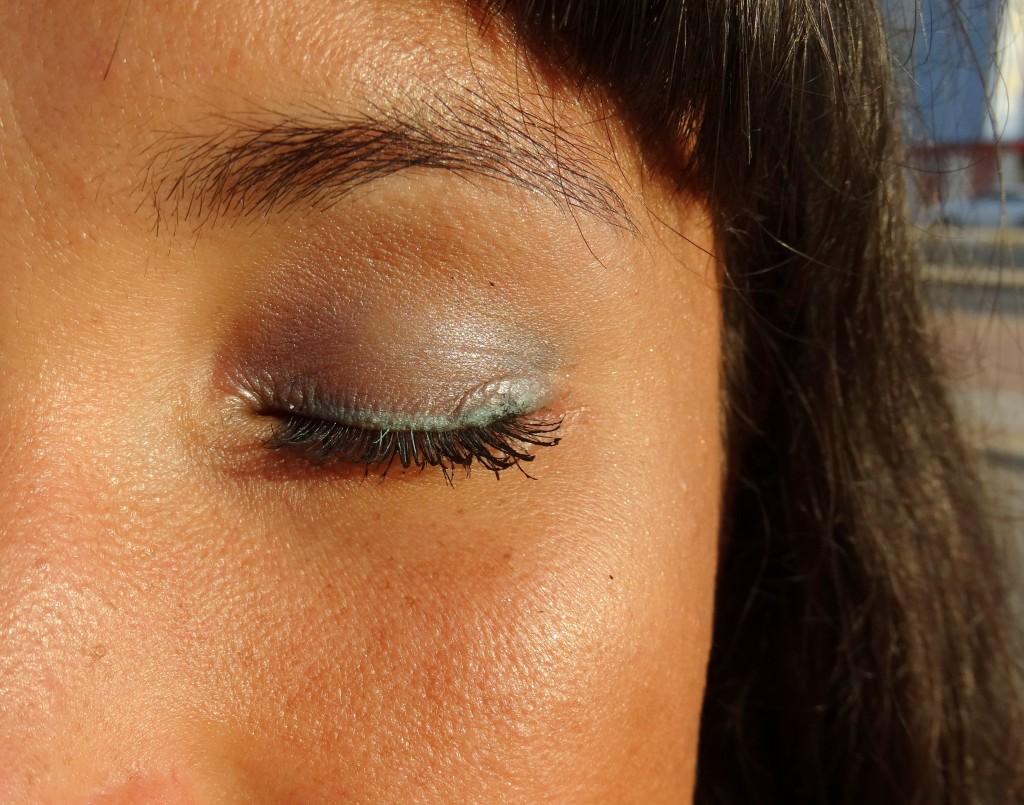 OOTD-ooglook- groen