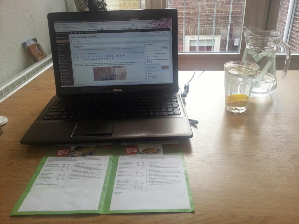 Bloggen-recept-diary
