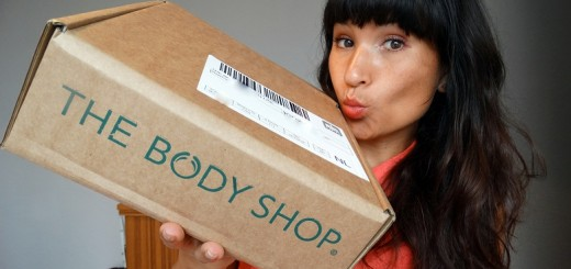 Shoplog The Body Shop