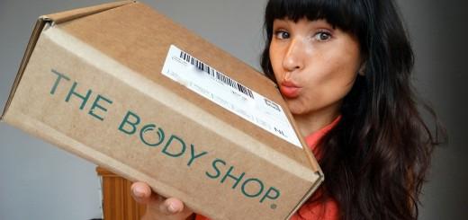 Shoplog The Body Shop