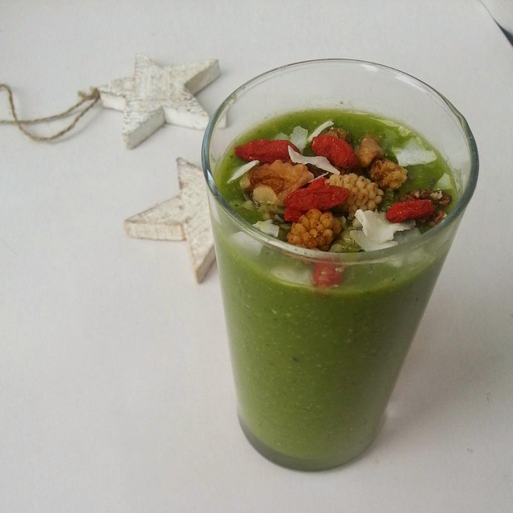 Groene shake diary