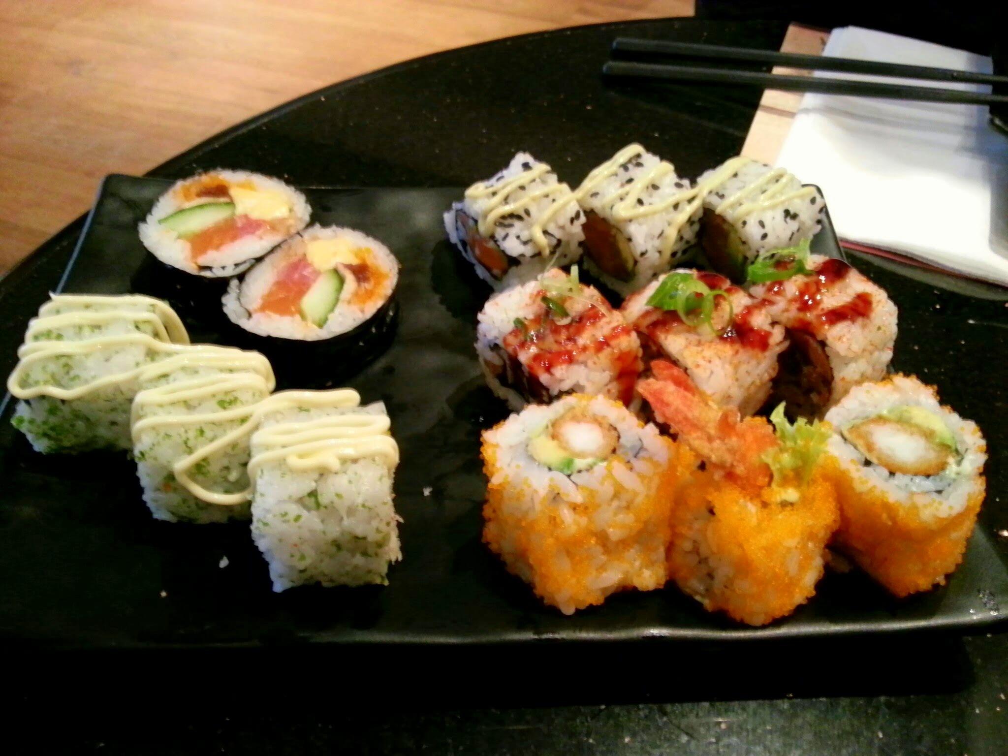 zumo sushi