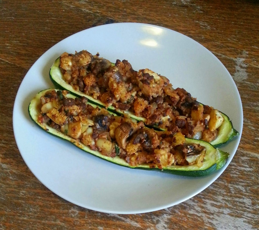 Gevulde courgette  Power Food Rens Kroes Diaryblog All Lovely Things