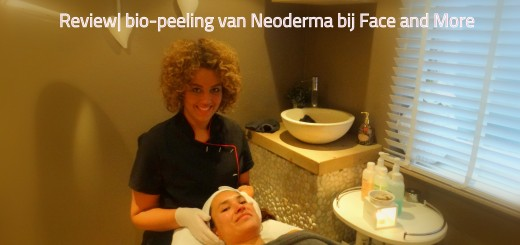 Review bio peeling neoderma bij Face and More