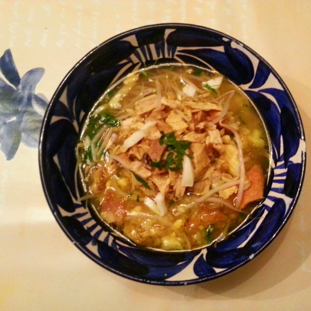 soto indonesie Homemade All Lovely Things