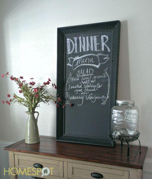 Krijtbord Voor Keuken : Chalkboard Paint Ideas
