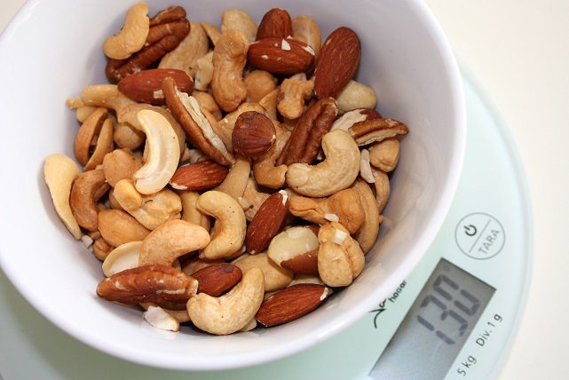recept granola noten