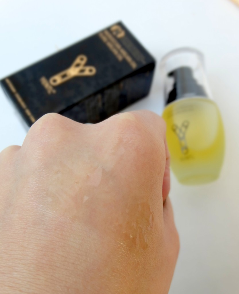 Vloeibaar goud, Yentl Oil arganolie