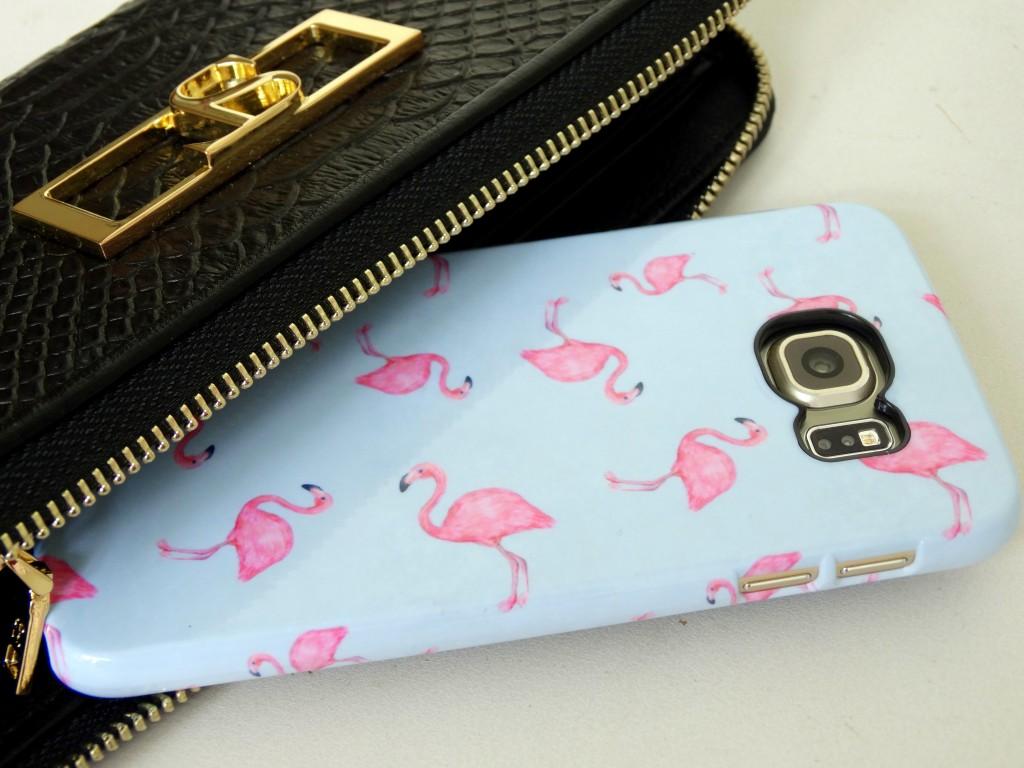 Samsung s6 flamingo hoes