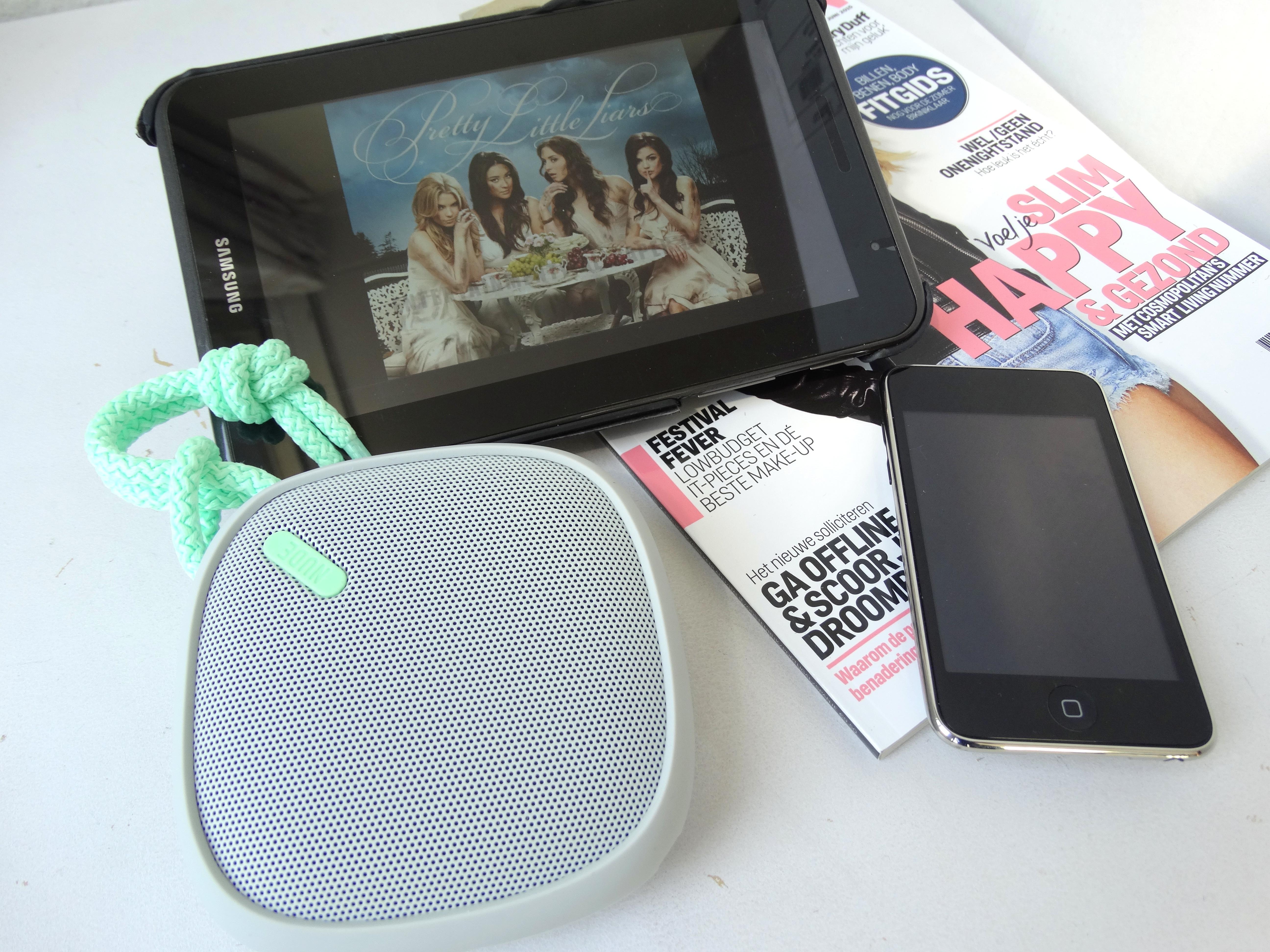 Bluetooth Badkamer Speaker : Turn up the nude audio speakers alle schöne dinge