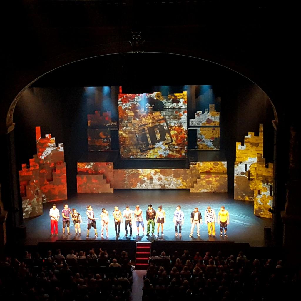 Cirque eloize carre  Amsterdam
