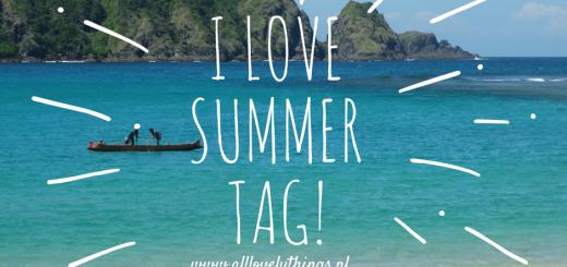 I Love summer Tag! #summer
