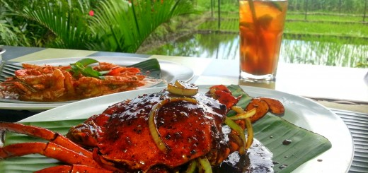 jimbaran fish crab shrimps yogyakarta
