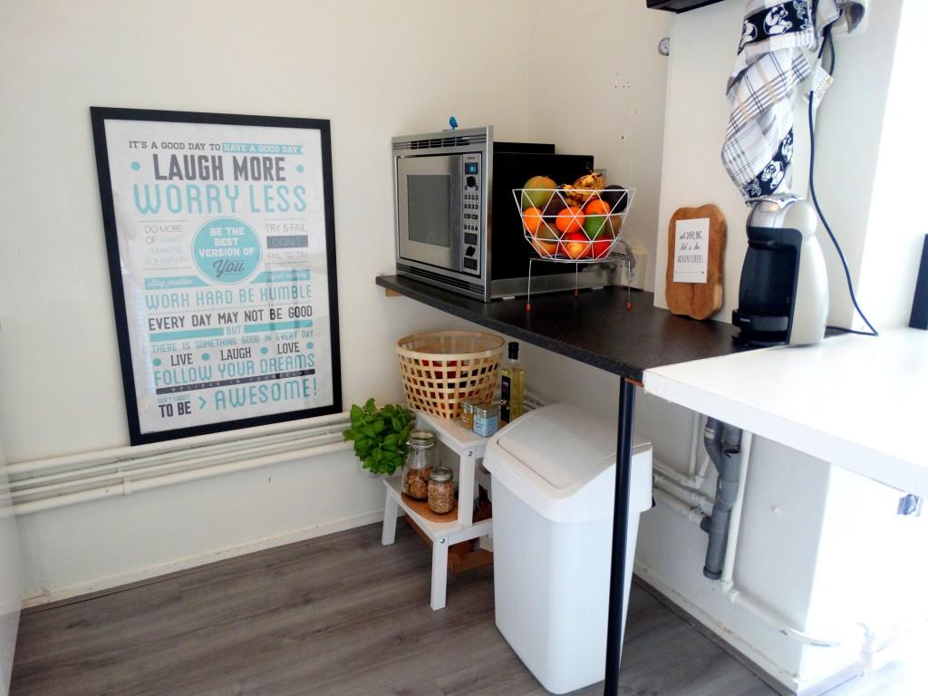 Kijkje in mijn nieuwe keuken all lovely things - Nieuwe keuken ...