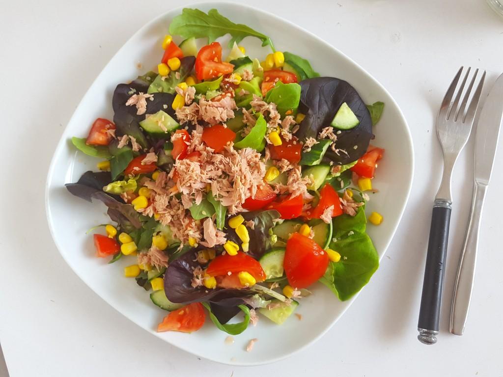 tonijn salade all lovely things