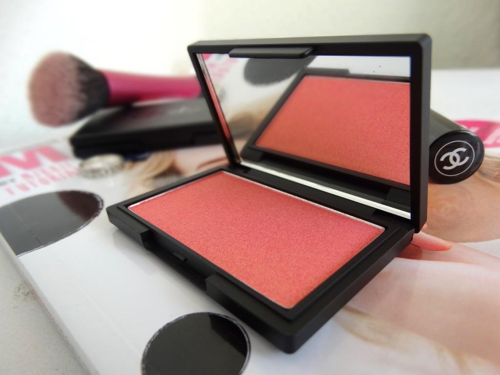 blush rose gold sleek review