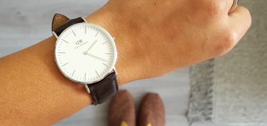 daniel Wellington classic york horloge review