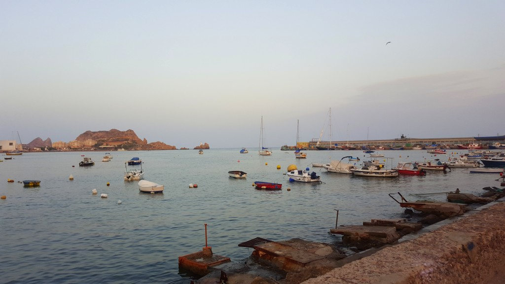 oude haven aguilas