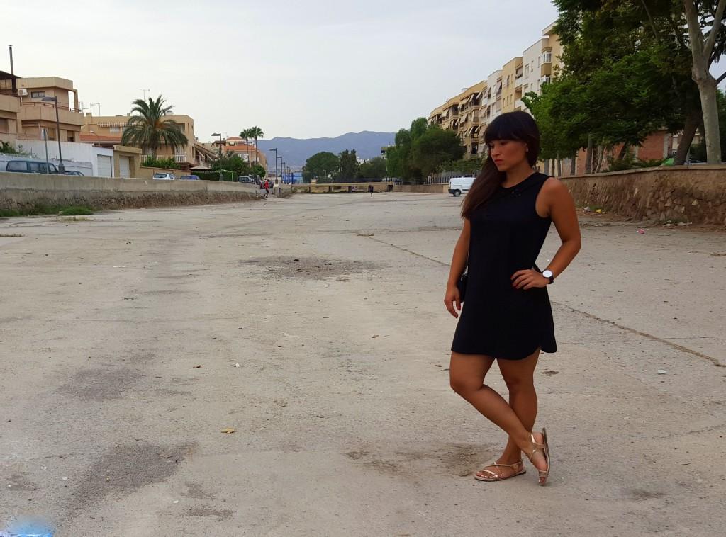 lefties little black dress fashion
