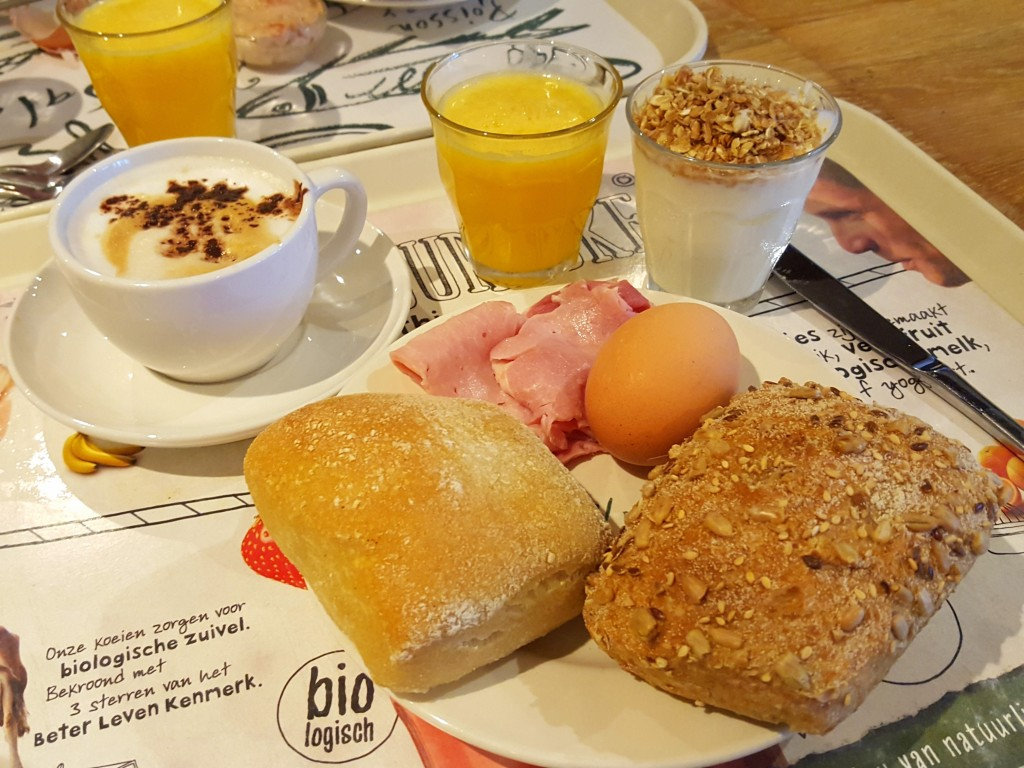 vd ontbijt