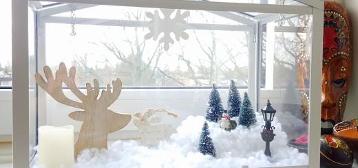 Ikea socker plantenkast kerst inspiratie