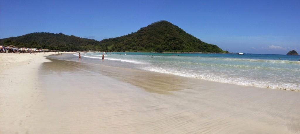 Selong Blanak kuta Lombok strand