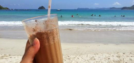 selong blanak kuta lombok iced coffee beng beng