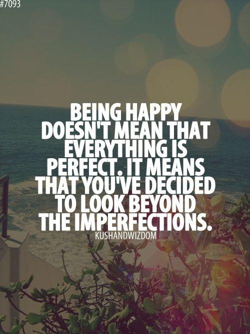van jezelf houden being happy