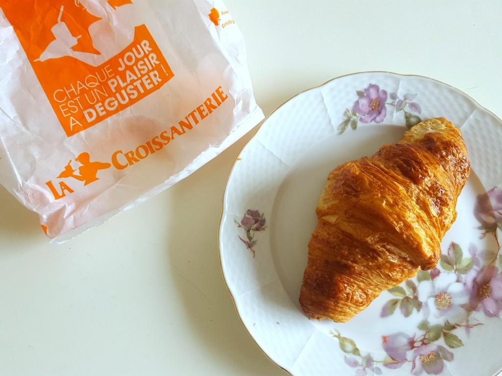 croissant parijs