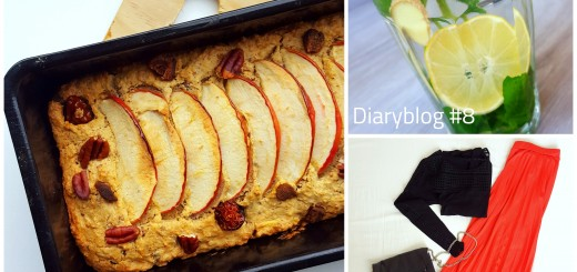 hersteltijd diaryblog cake ootd