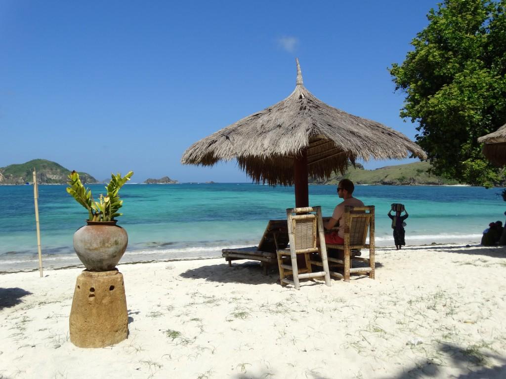 tanjung aan, mooiste stranden kuta, lombok, indonesie