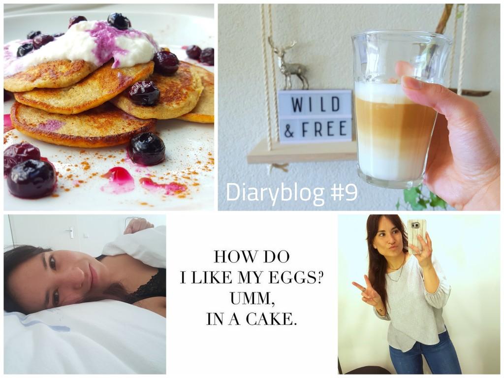 diaryblog 9 gezond