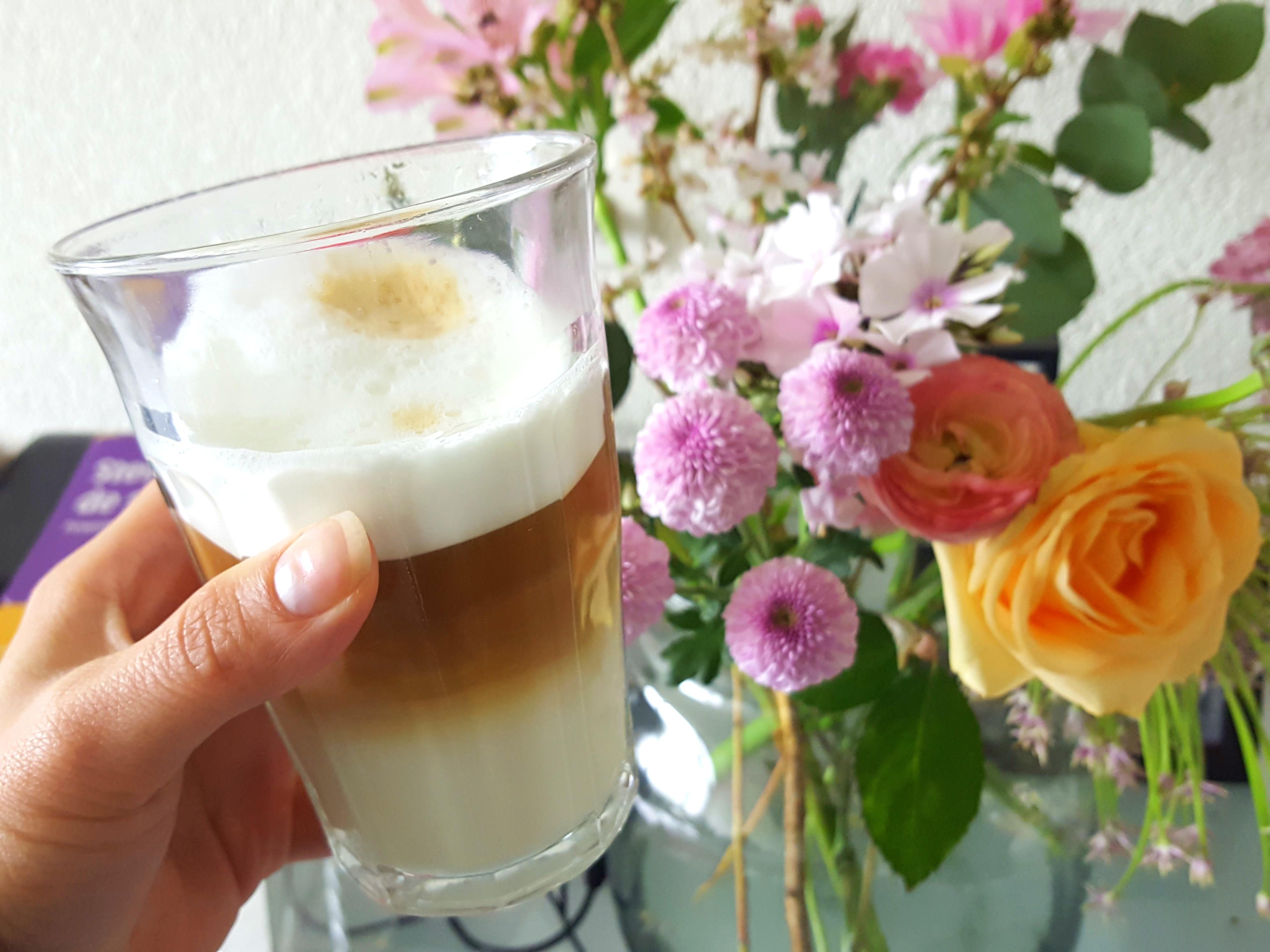Zeer koffie en bloemen verjaardag - All Lovely Things #AR-44