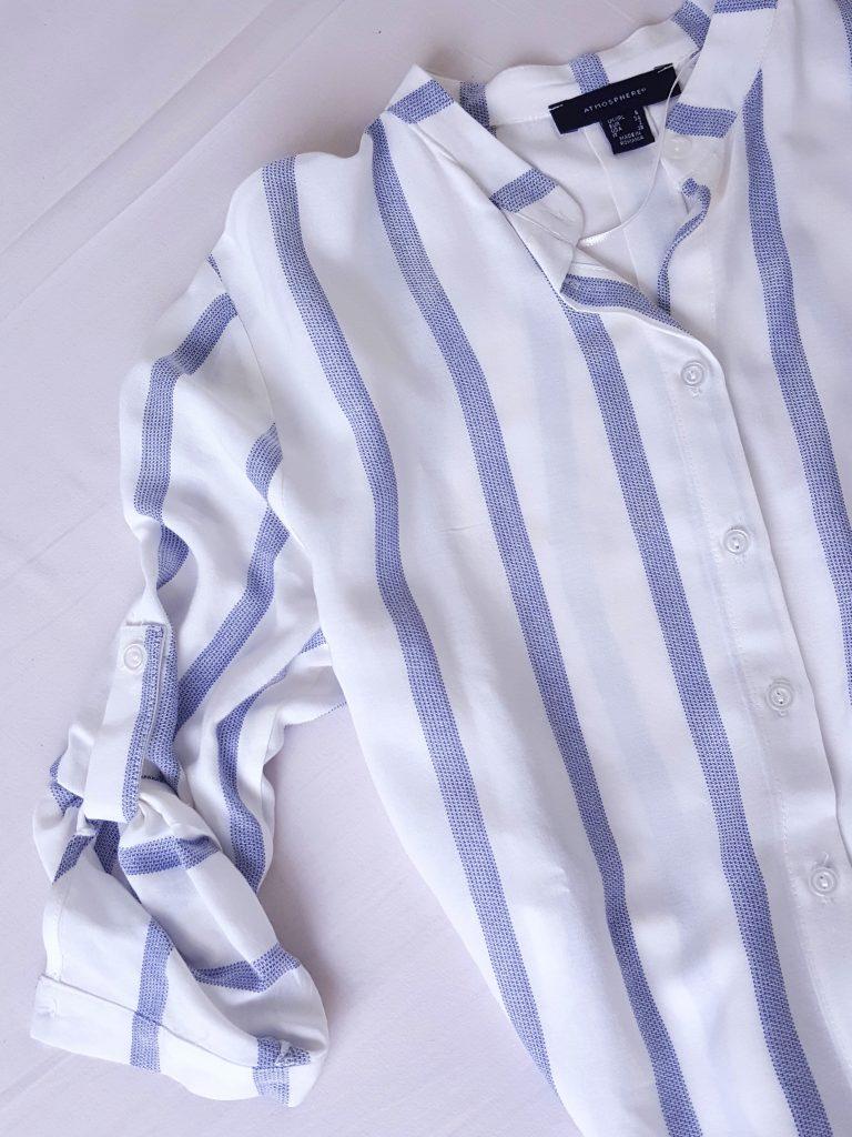 shoplog primark blouse