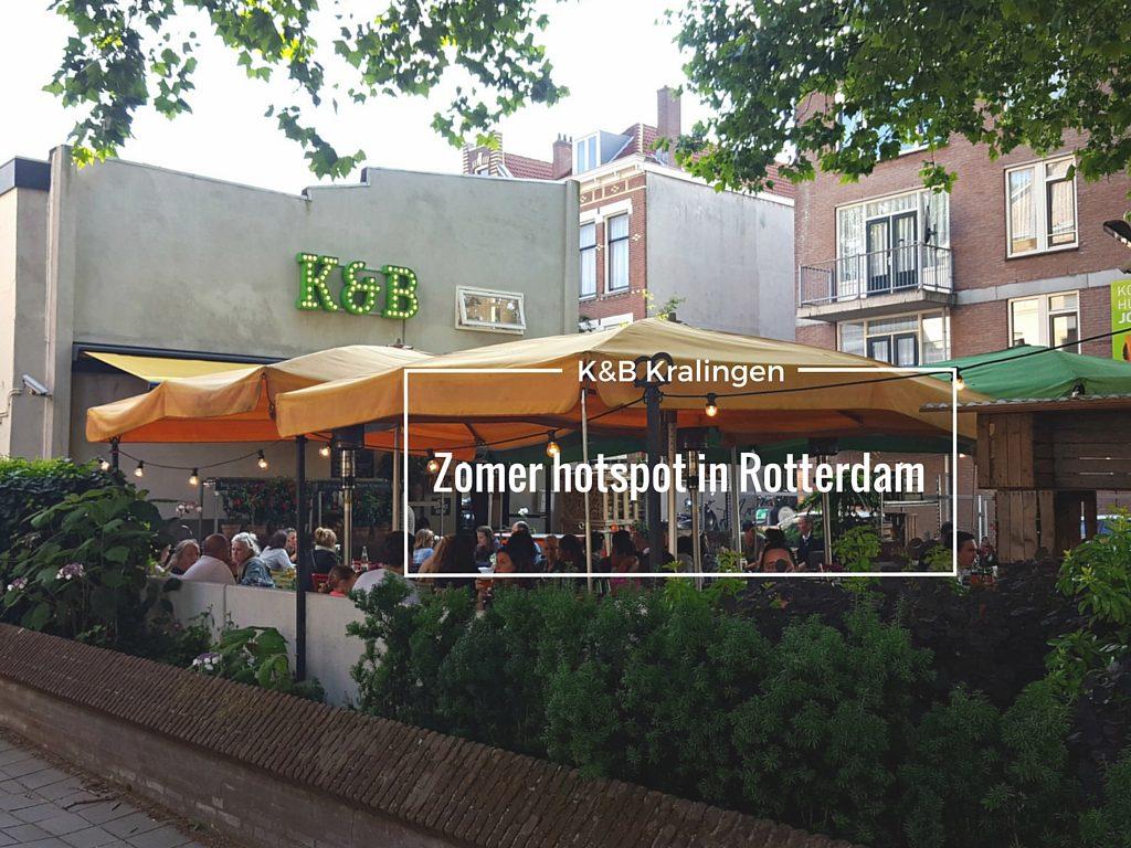 K&B Kralingen, hotspot in Rotterdam