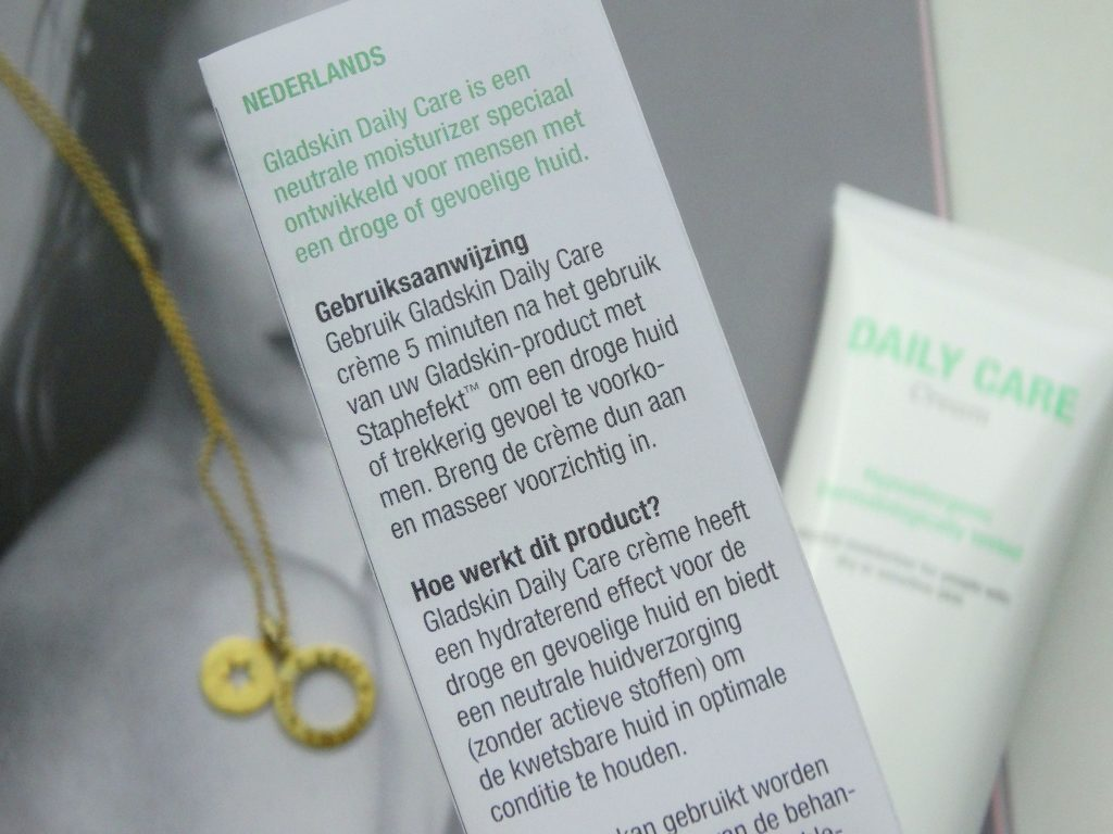 Gladskin, Eczeem behandeling, Gladskin eczema creme, hoe gladskin huidverzorging producten gebruiken